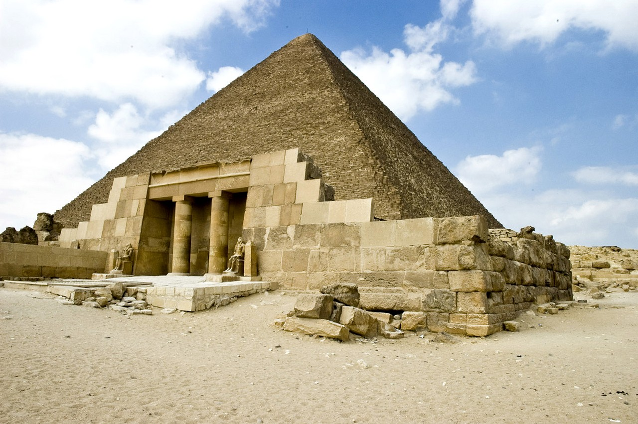 ancient egypt and khufu