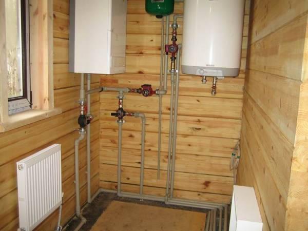 фото: расчёт системы отопления частного дома
