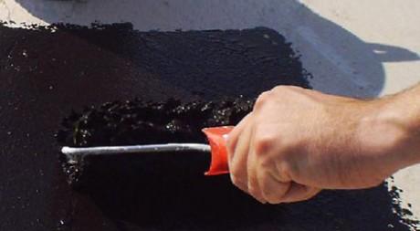фото: расход битумной мастики на 1 м2