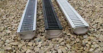 Фото: Выбираем водоотводные бетонные лотки - разновидности, установка и производители